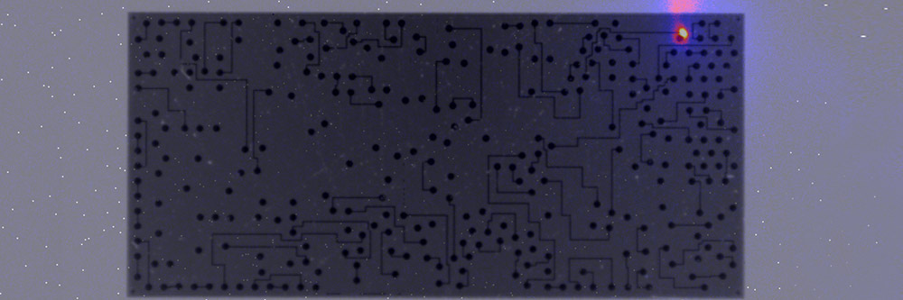 Electrical defect pcb